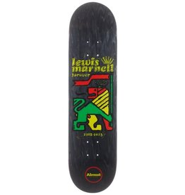 almost Almost - Skateboard lewis rasta lion r7 marnell