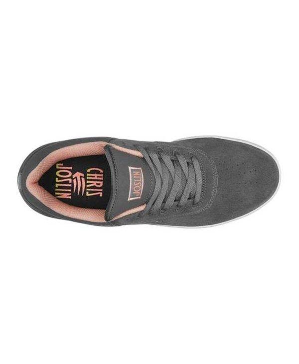 Etnies - Soulier homme joslin grey/pink