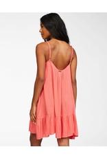 billabong Billabong - Robe femme beach vibes guava