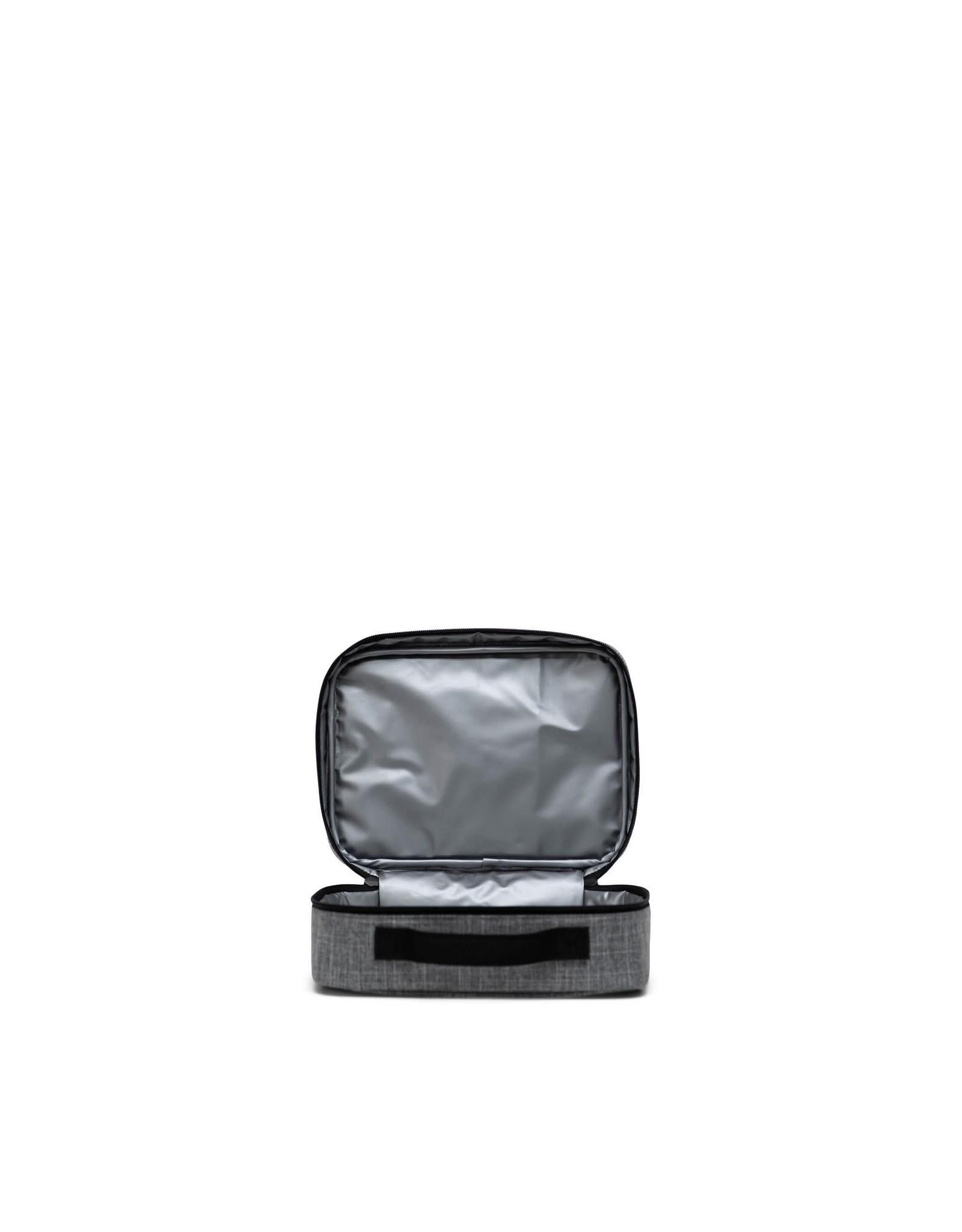 herschel Herschel - boîte à lunch pop quiz raven crosshatch