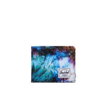 Herschel - Portefeuille roy summer tie dye