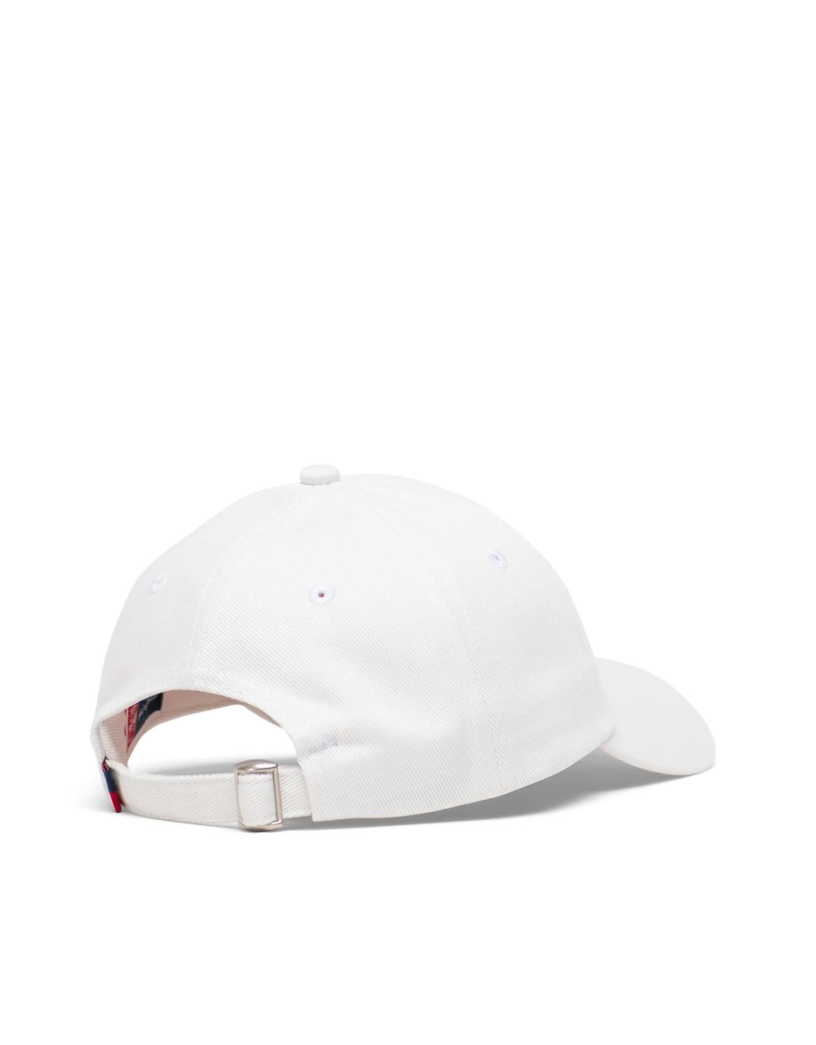 herschel Herschel - Casquette sylas blanc de blanc denim