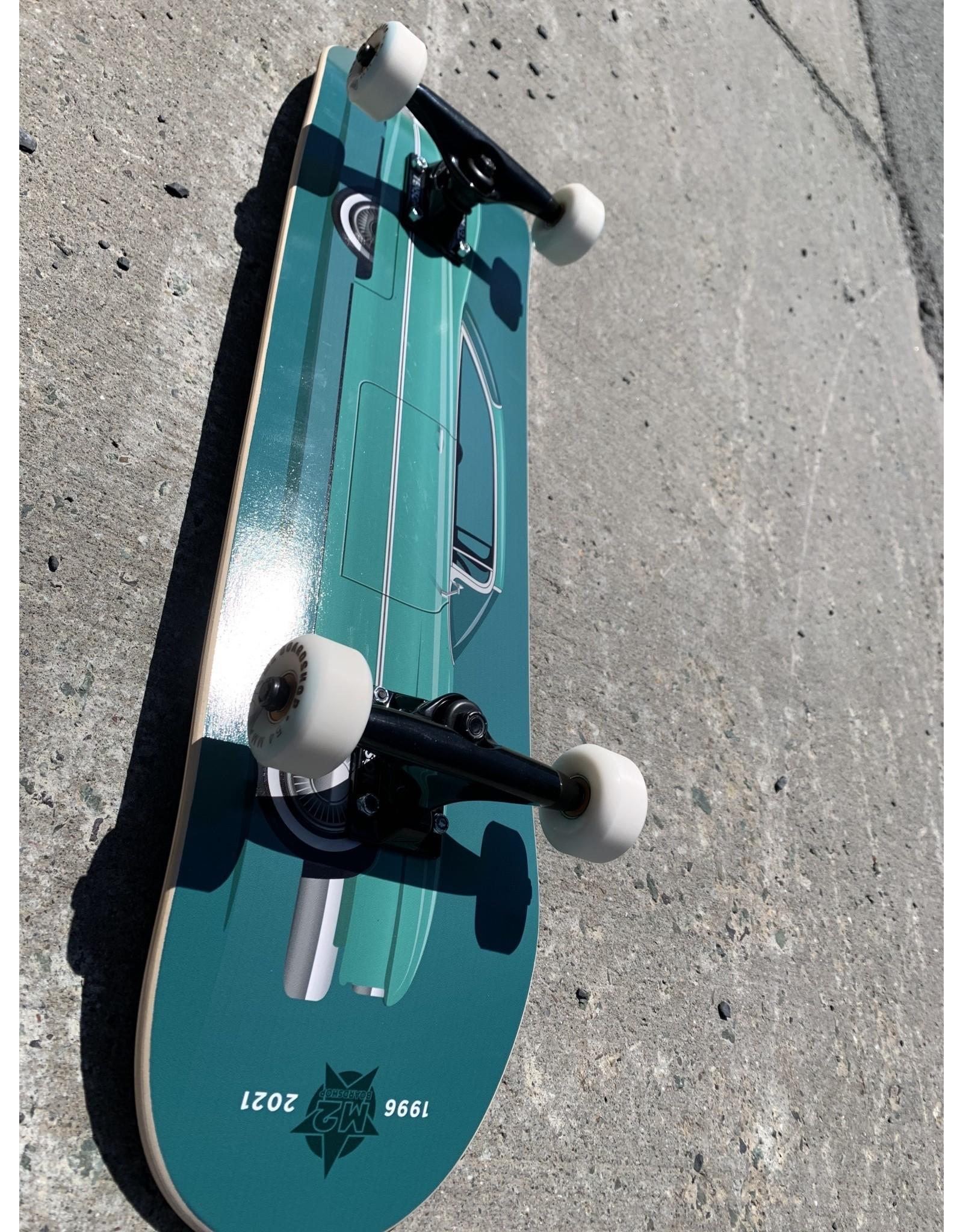 m2 boardshop M2 - Skateboard complete Cadi