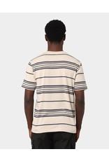 Brixton Brixton - T-shirt homme hilt pocket knit beige