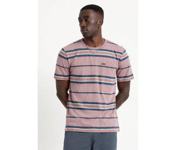 Brixton - T-shirt homme hilt pocket knit washed concord
