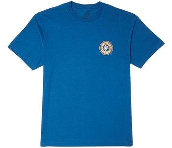 Brixton - T-shirt homme rage stt cobalt