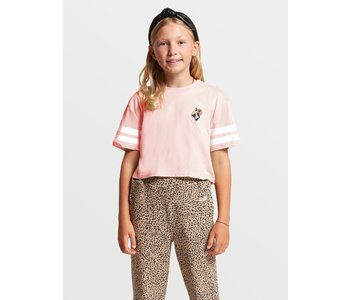 Volcom - T-shirt junior truly stoked pink