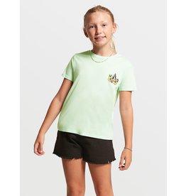 volcom Volcom - T-shirt junior last party sea green