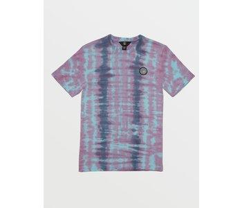 Volcom - T-shirt junior complexer crew ballpoint blue