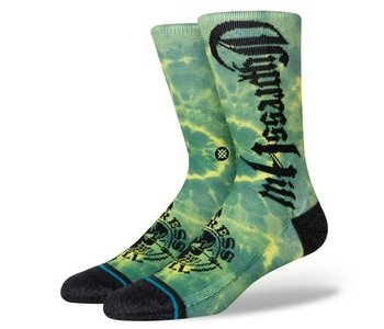 Stance - Bas homme insane in the brain green