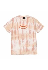 huf Huf - T-shirt homme lsd tie dye natural