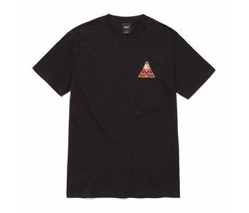 Huf - T-shirt homme altered state black