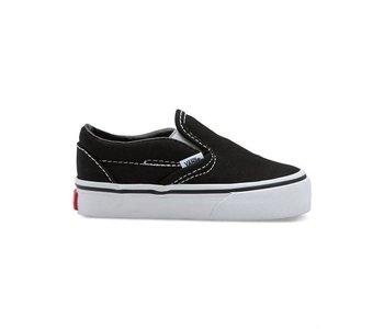 Vans - Soulier toddler classic slip-on black