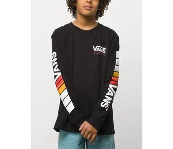 Vans - Chandail long junior 66 horizons black
