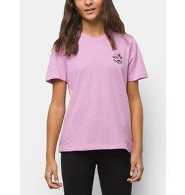 vans Vans - T-shirt junior dual palm orchid