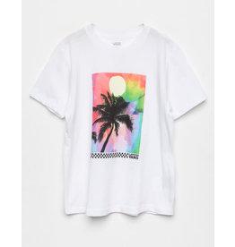 vans Vans - T-shirt junior 5th street white