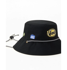 vans Vans - Chapeau retro mart black
