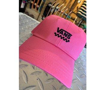 Vans - Casquette femme court side pink limonade