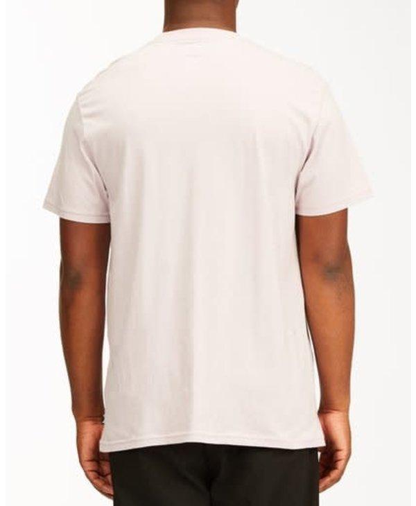Billabong - T-shirt homme social lounge light lavender
