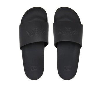 Billabong - Sandale homme cush slide black