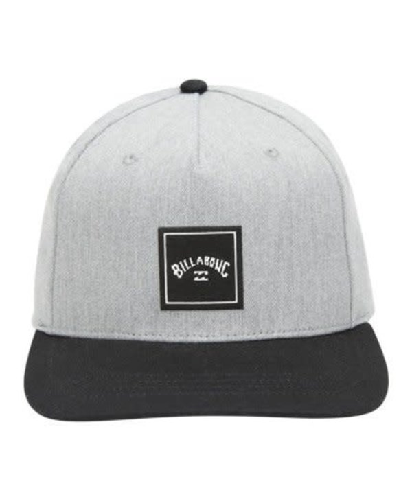 Billabong - Casquette homme stacked grey heather