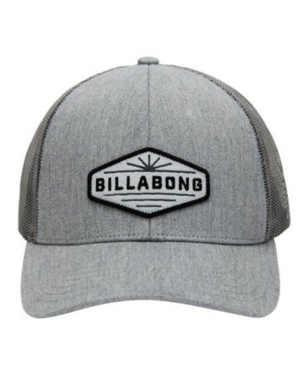 Billabong - Casquette homme walled trucker grey