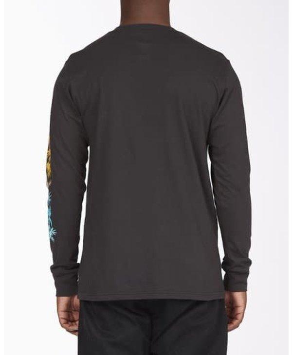 Billabong - Chandail long homme sleeves black