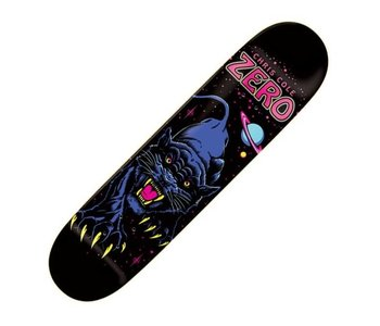 Zero - Skateboard Cole black panther