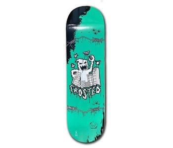 Frosted Skateboard - Skateboard city monster