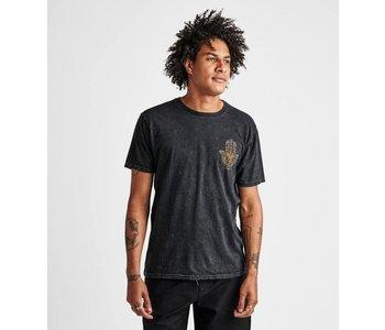 Roark - T-shirt homme opens roads open minds black