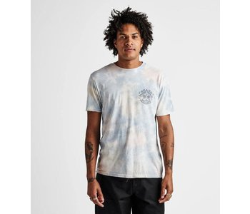 Roark - T-shirt homme oasis illusions faded pink