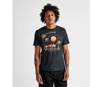 Roark - T-shirt homme saharan tourister black
