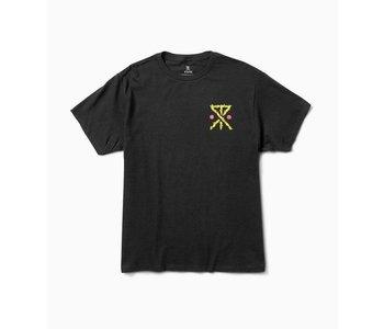 Roark - T-shirt homme deserted black
