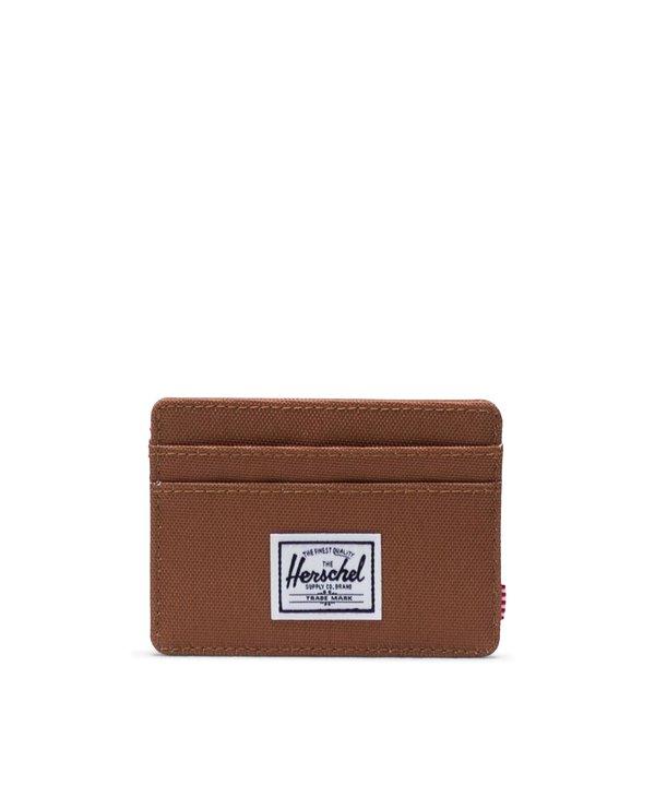 Herschel - Porte- cartes  charlie+ rubber