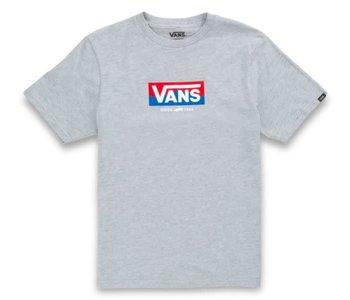 Vans - T-shirt junior easy logo athletic heather