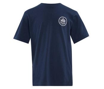 Vans - T-shirt junior custom classic dress blues