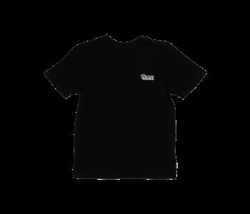 Vans - T-shirt junior floral circle black