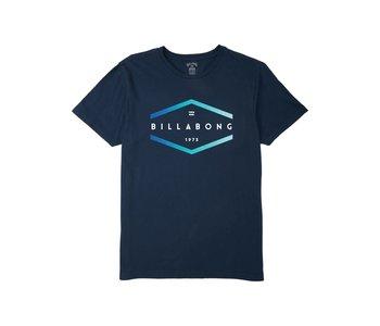 Billabong - T-shirt junior entry navy