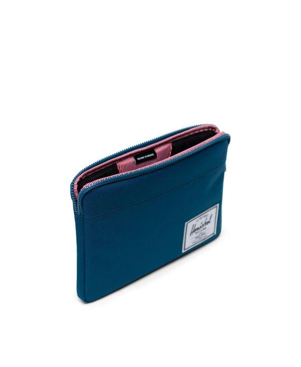 Herschel - Étui laptop anchor moroccan blue