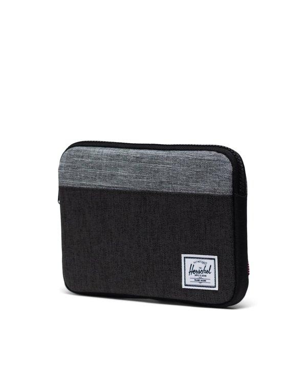 Herschel - Étui laptop anchor black crosshatch/black/raven crosshatch