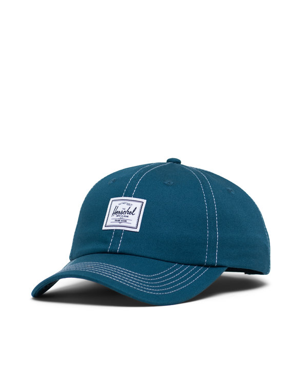 Herschel - Casquette sylas classic moroccan blue/white