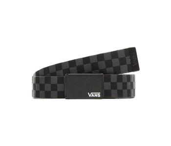 Vans - Ceinture deppster II web black/charcoal