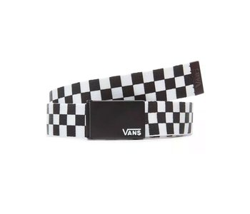 Vans - Ceinture deppster II web black/white
