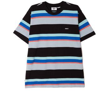Obey - T-shirt homme nils black multi