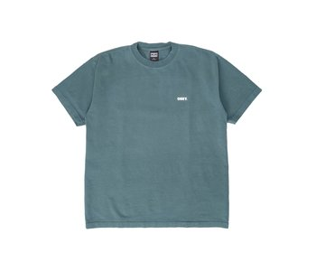 Obey - T-shirt homme obey bold 2 knit velvet pine