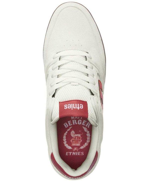 Etnies - Soulier homme veer x Berger white/red