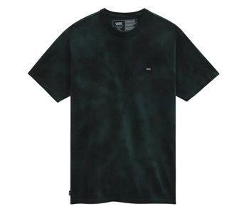 Vans - T-shirt homme off the wall spiral tie dye scarab/black