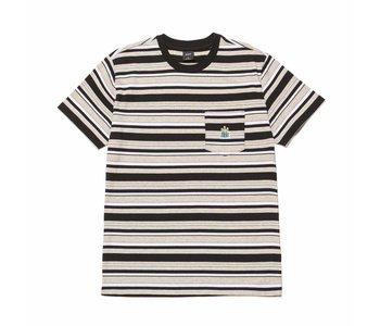 Huf - T-shirt homme stratford knit grey heather