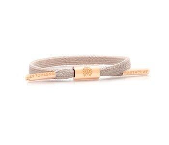 Rastaclat - Bracelet femme single lace Anna