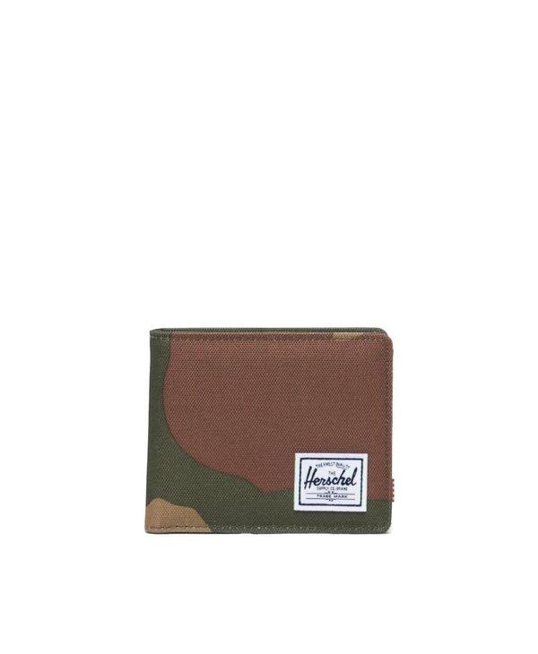 Herschel - Portefeuille roy coin woodland camo